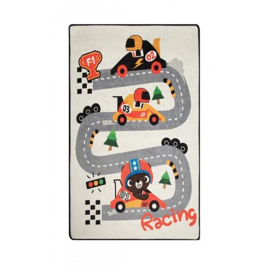 """RACE"" Covor Copii  100 cm x 160 cm"