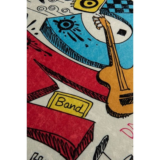 """""""MUSIC"""" Covor Copii  100 cm x 160 cm"""